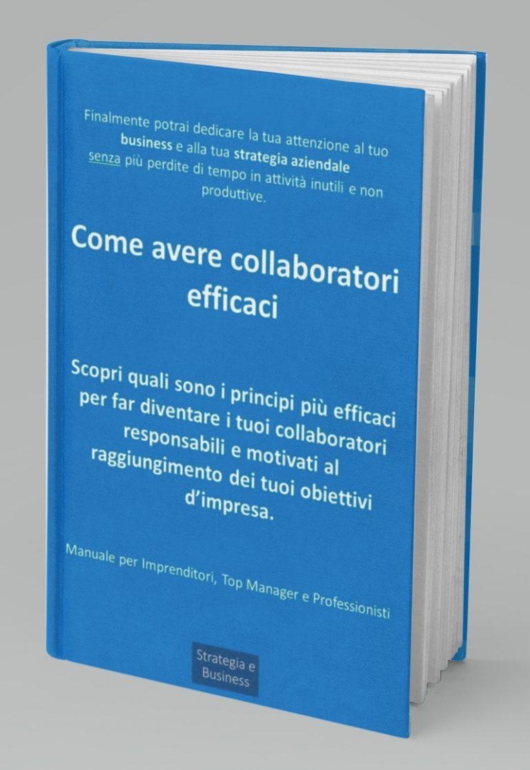 come avere collaboratori efficaci copertina 3D v1.0 full size ritagliata