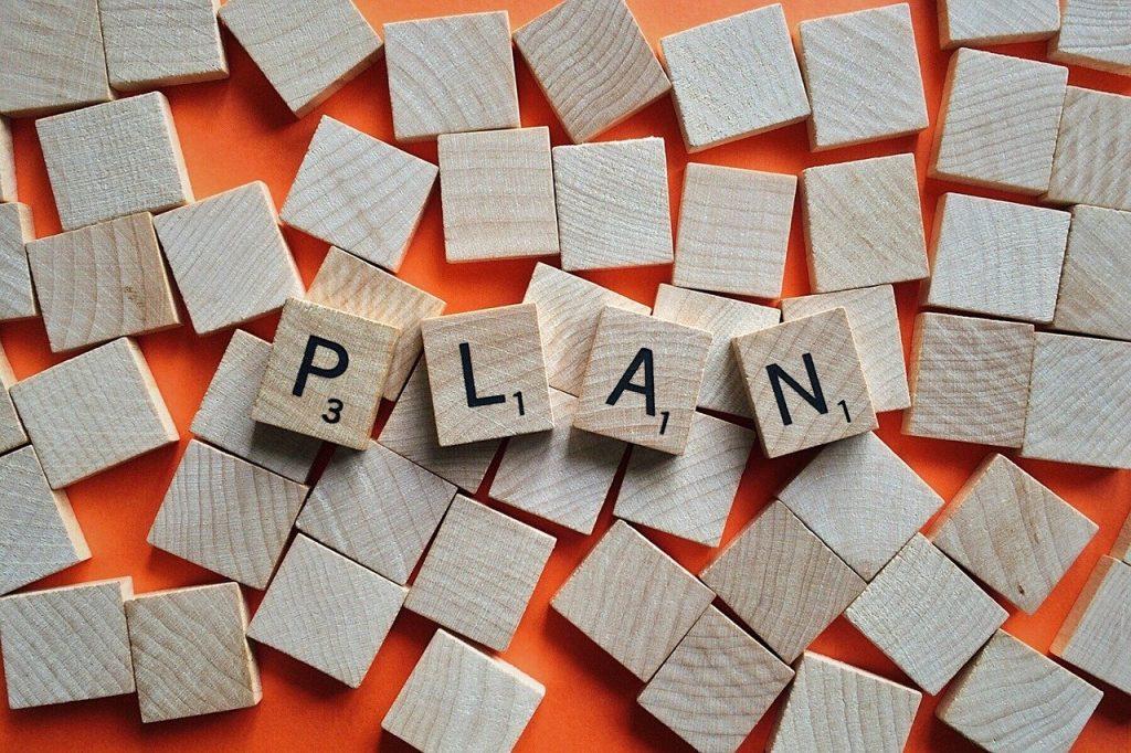 redigere business plan