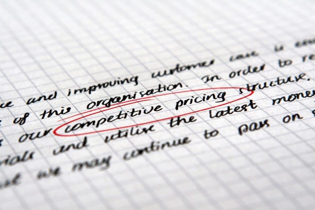 vantaggio strategia aziendale